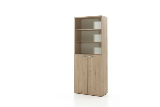 Boekenkast Largo 90x42x222cm