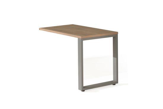 Aanbouwtafel Largo 100x65x73cm