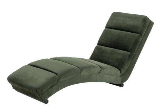 Relaxzetel stof groen