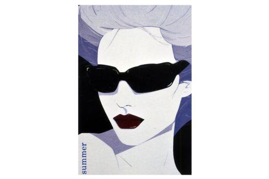 Print op canvas Fancy 60x90cm