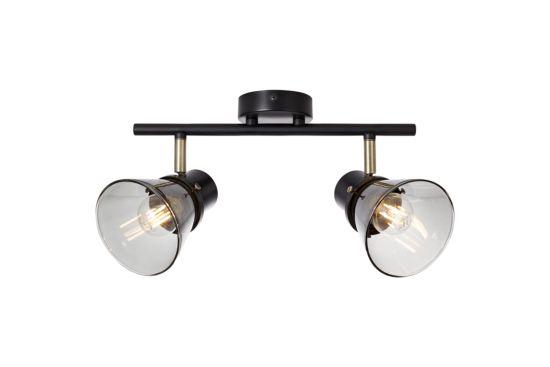 Plafondlamp Ronald 37,5x18cm