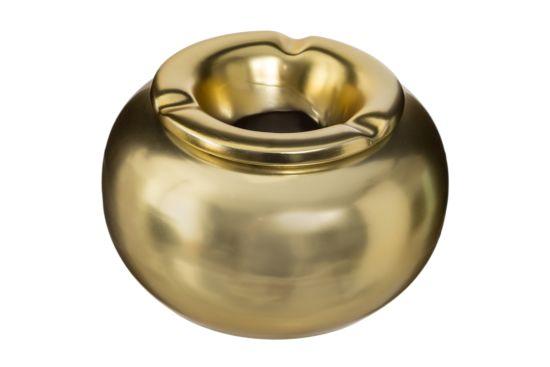 Asbak goud