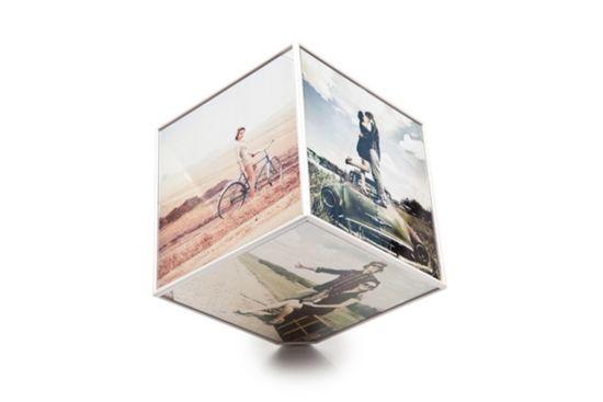 Fotokader Cube 10,5x10,5cm