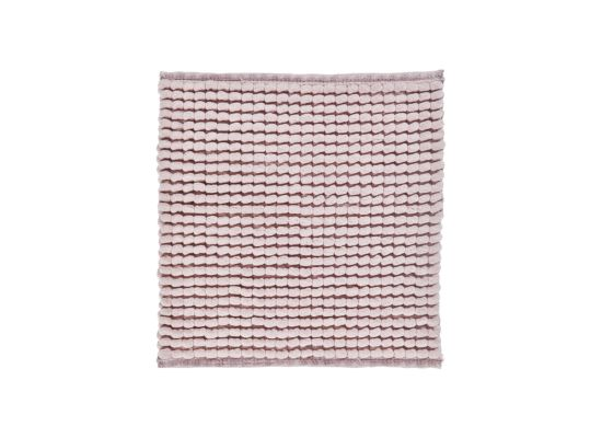 Badmat Axel 60x60cm oud roze