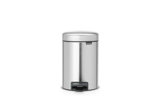 Pedaalemmer NewIcon Brabantia 3L zilver