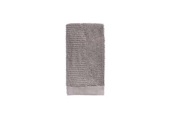 Handdoek 50x100cm gullgrey