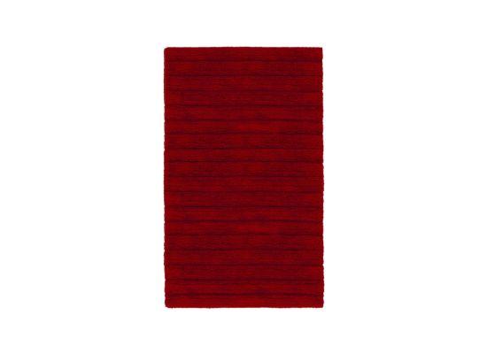 Badmat 60x100cm rood