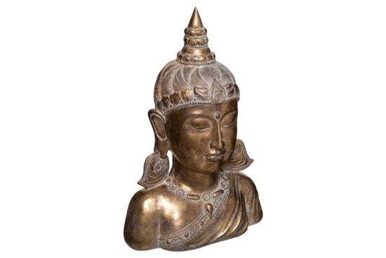 Beeld Buddha Godin H36cm