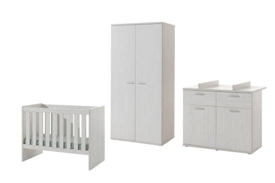 Babykamer Helga1 met 2-deurskast