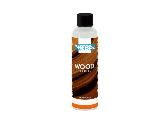 Teakfix Onbehandeld hout 0,25L