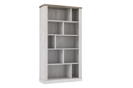 Boekenkast 114x212x41cm