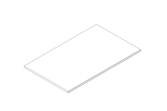 Legplank Vic 97,3cm