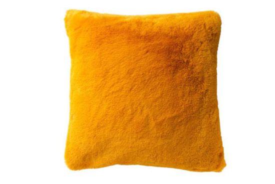 Kussen Zaya 45x45cm golden glow