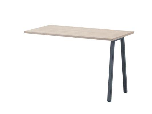 Aanbouwtafel 120x60x75cm