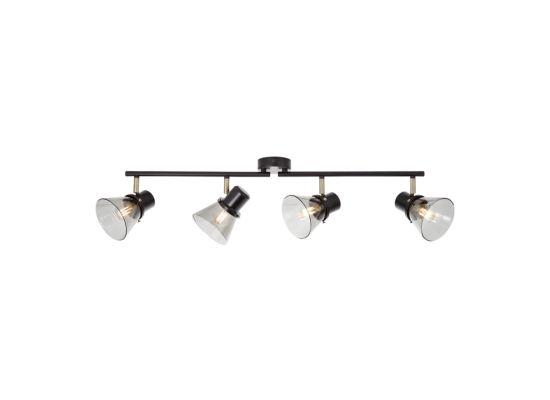 Plafondlamp Ronald 84,5x18cm