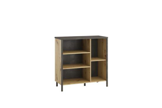 Boekenkast In-Loft 90,5x40,5x91,50cm