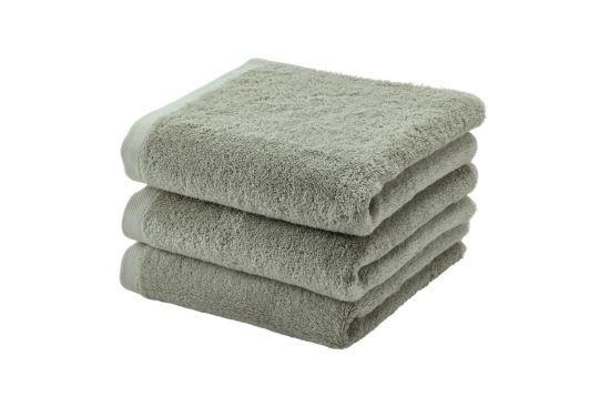 Handdoek London 55x100cm thyme