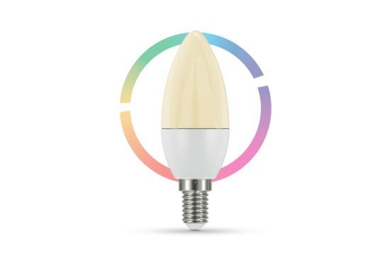 LED-lamp Smart WIfi 4,5W E14