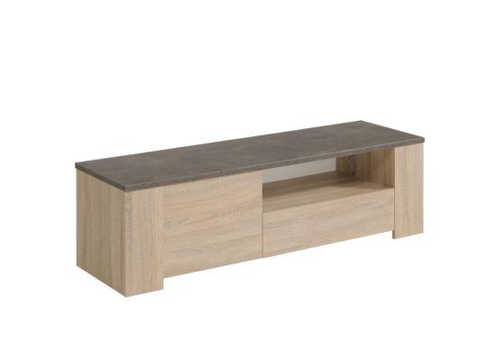 TV-meubel Fumay 138cm