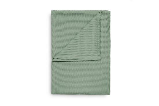 Plaid 240x260cm granite green