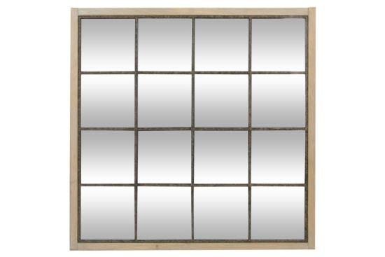 Spiegel Noe 90x90cm