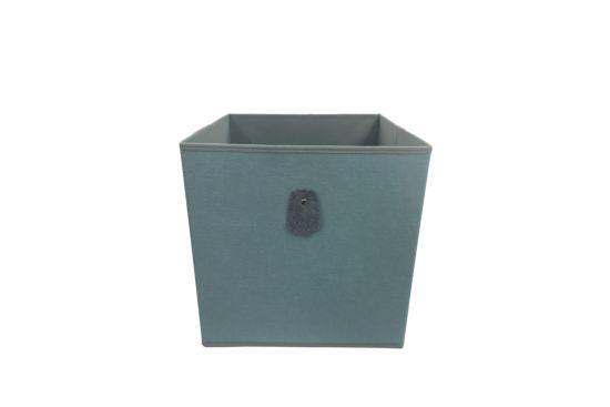 Opbergbox Felt 32x32x32cm mint