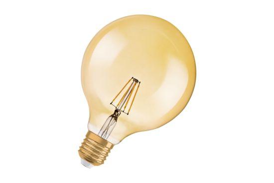 LED-lamp Globe 6,5W E27