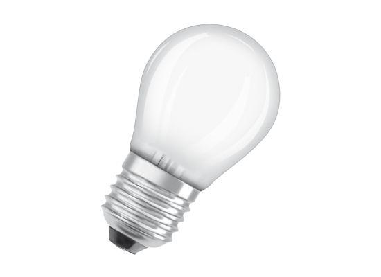 LED-lamp Retrofit 4W E27 mat