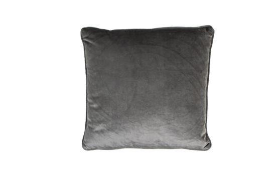 Kussen Dumas 45x45cm grijs