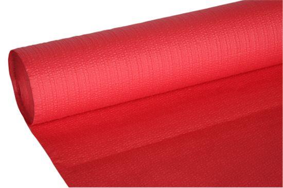 Tafellaken Ct Prof 118x2000cm rood