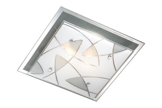 Plafondlamp 33,5x33,5cm