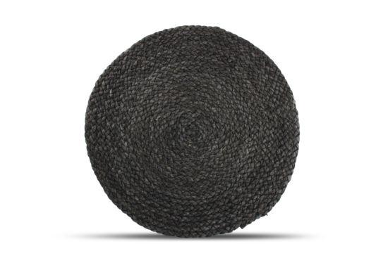 Placemat Tabletop Ø38cm zwart