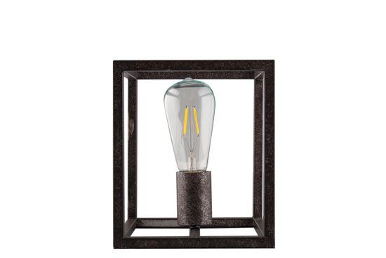 Tafellamp Piazza E27 H21cm