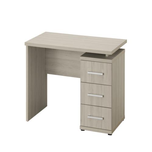 Bureau erika 130x70cm weba meubelen for Bureau 130x70