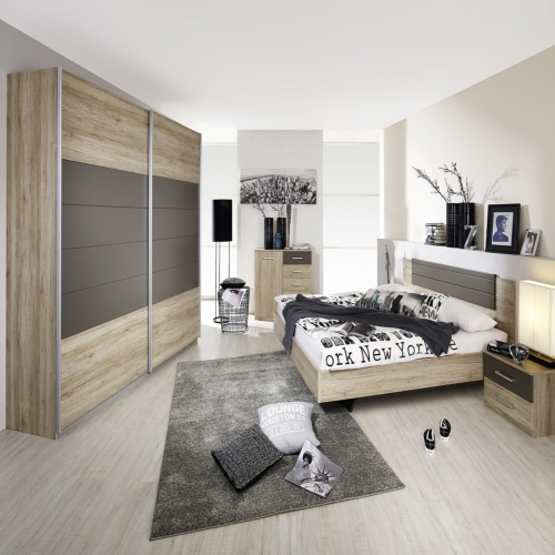 slaapkamer 180 - weba meubelen, Deco ideeën