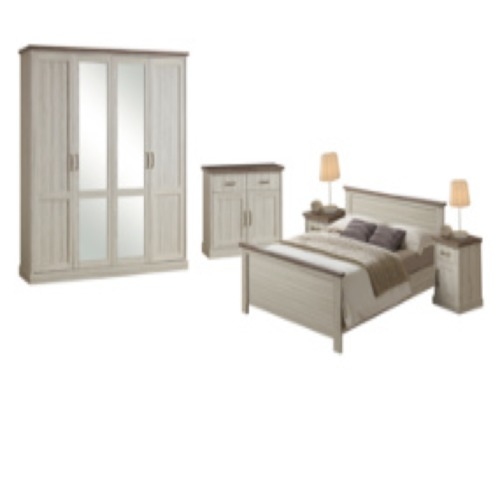 Chambre coucher compl te ensemble chambre weba meubles for Chambre a coucher weba