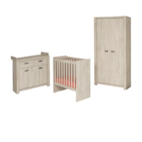 chambre b b compl te ensemble chambre weba meubles. Black Bedroom Furniture Sets. Home Design Ideas