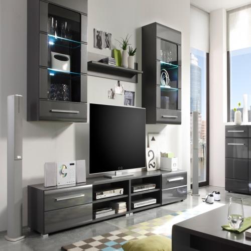 meuble mural living 240cm meubles tv weba meubles
