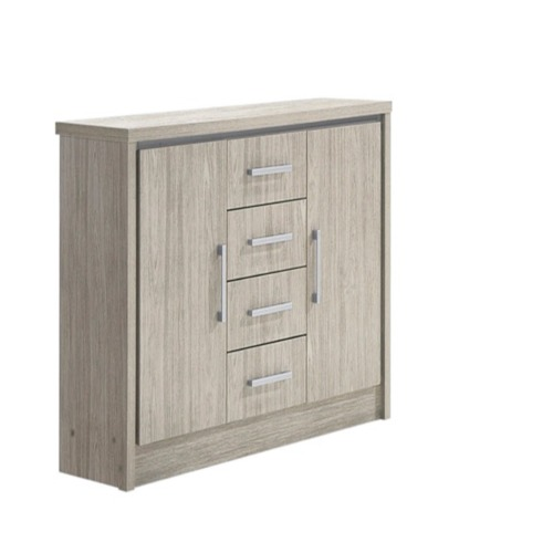 Armoire emotion 120x40x83cm armoires weba meubles for Salle a manger weba