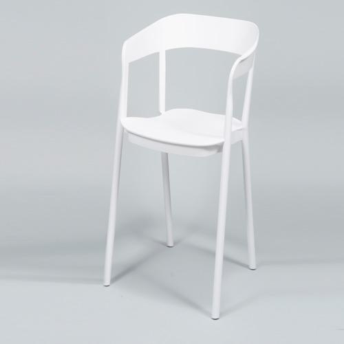 Chaise royal blanche salle manger weba meubles for Salle a manger weba