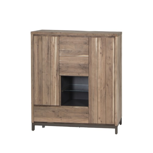 Armoire sebastiani 160x45x120cm armoires d 39 appoint for Meuble d appoint mural