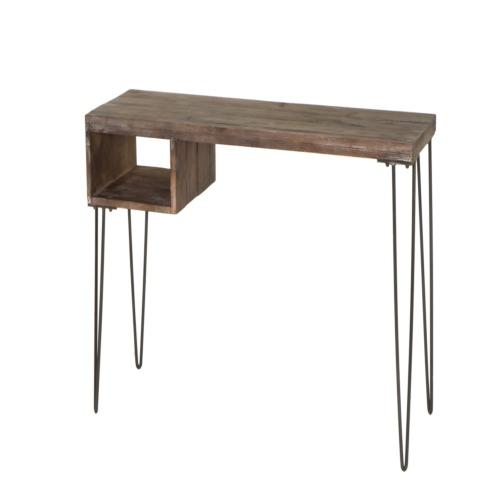 Bureau poe 120x40cm bureaux weba meubles for Meuble bureau weba