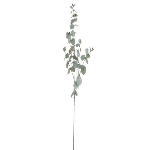 Plante artificielle branche d 39 eucalyptus h86cm weba meubles - Branche d eucalyptus ...