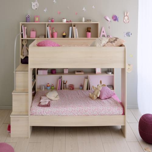 lit superpos bibop 90x200cm weba meubles. Black Bedroom Furniture Sets. Home Design Ideas
