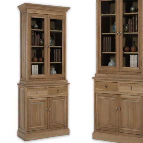 Vaisselier elena 107cm biblioth que weba meubles for Salle a manger weba