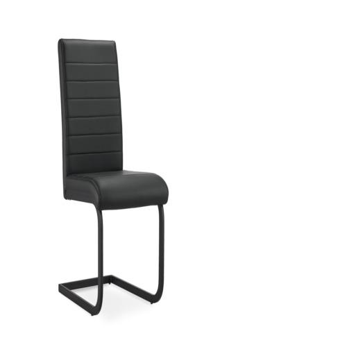 Chaise quartz noir chaises de salle manger weba meubles for Salle a manger quartz