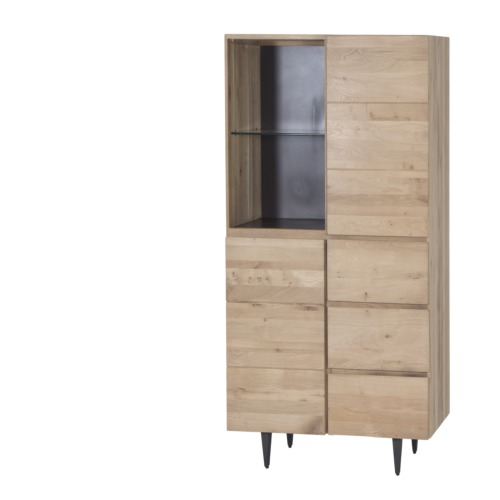 meuble bar unicorn 125cm weba meubles. Black Bedroom Furniture Sets. Home Design Ideas