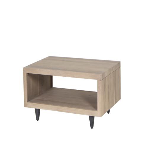 Table de salon unicorn 90x65cm tables basses weba meubles - Meuble d appoint salon ...