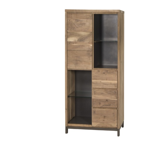 meuble bar sebastiani 115cm weba meubles. Black Bedroom Furniture Sets. Home Design Ideas