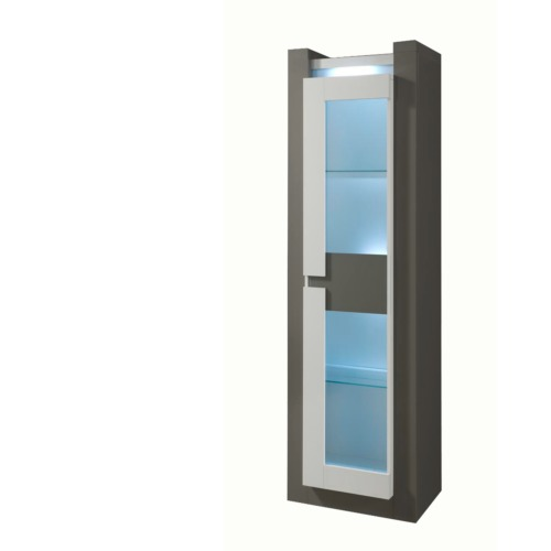 vitrine rimini 72cm weba meubles. Black Bedroom Furniture Sets. Home Design Ideas